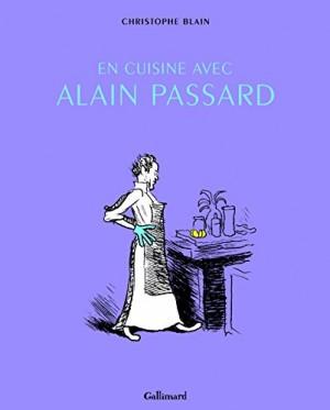 vignette de 'En cuisine avec Alain Passard (Christophe Blain)'