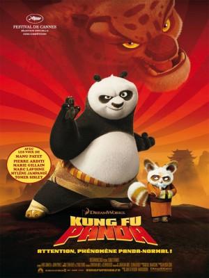 """Afficher """"Kung Fu Panda n° 01 Kung fu panda"""""""