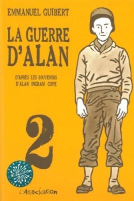 """Afficher """"La Guerre d'Alan n° 2"""""""