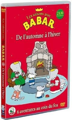 """Afficher """"Babar Babar - De l'automne à l'hiver"""""""