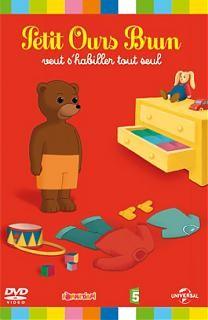 """Afficher """"Petit ours brun Petit ours brun veut s'habiller tout seul"""""""