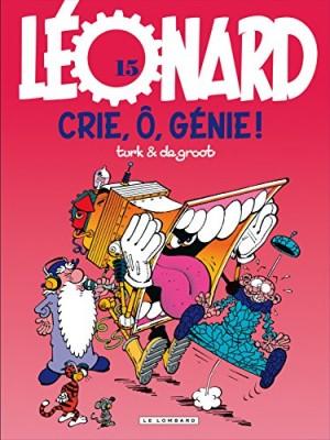 """Afficher """"Léonard n° Tome 15 Crie, ô, génie !"""""""