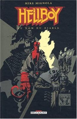 """Afficher """"Hellboy n° v2 Au non du diable"""""""