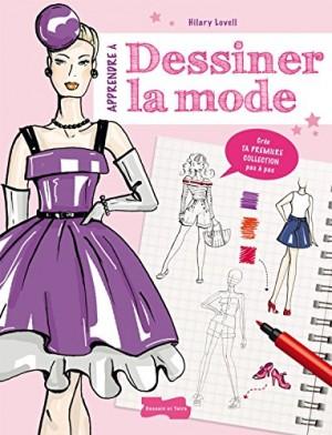 """Afficher """"Apprendre à dessiner la mode"""""""