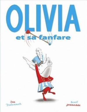 """Afficher """"Olivia et sa fanfare"""""""