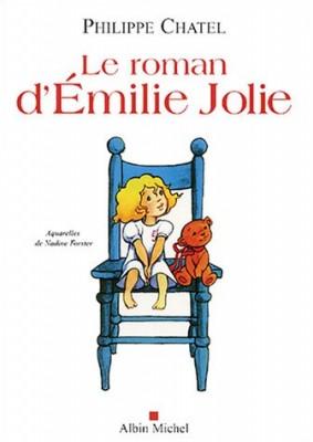 """Afficher """"Le roman d'Émilie Jolie"""""""
