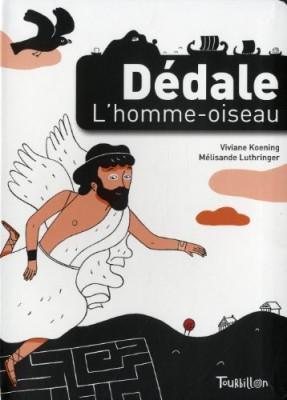 """Afficher """"Dédale, l'homme-oiseau"""""""