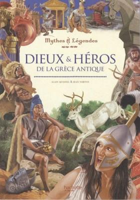 """Afficher """"Dieux et héros de la Grèce Antique"""""""