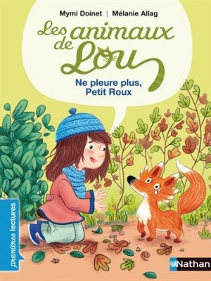 """Afficher """"Les animaux de Lou Ne pleure plus, petit Roux !"""""""