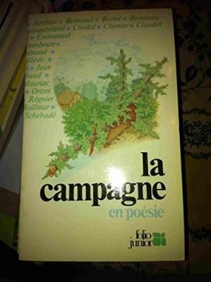 """Afficher """"La Campagne en poésie"""""""