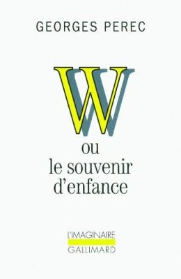 """Afficher """"W ou Le souvenir d'enfance"""""""
