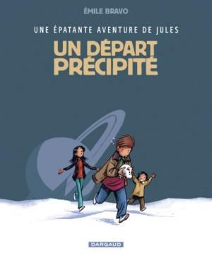 """Afficher """"Une épatante aventure de Jules n° 4Un départ précipité"""""""