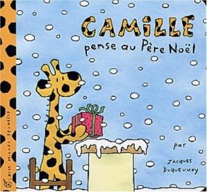 """Afficher """"Camille (Albums jaunes) Camille pense au Père Noël"""""""