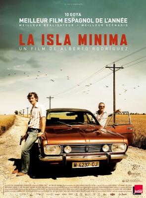 vignette de 'La Isla minima (Alberto RODRIGUEZ)'