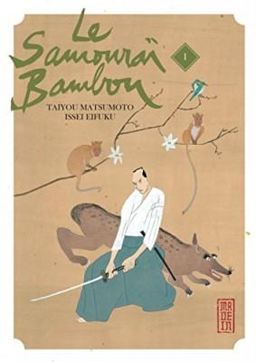 vignette de 'Le samouraï Bambou n° 01<br /> Le samouraï bambou (Issei Eifuku)'