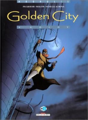"Afficher ""Golden city n° 4Goldy"""