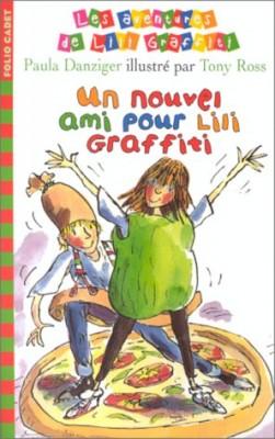 """Afficher """"Lili Graffiti n° 5 Un nouvel ami pour Lili Graffiti !"""""""