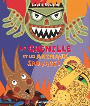 """Afficher """"La chenille et les animaux sauvages"""""""