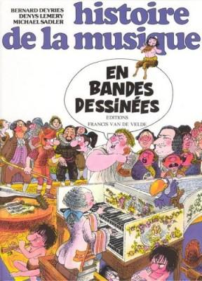 """Afficher """"Histoire de la musique en bandes dessinées"""""""