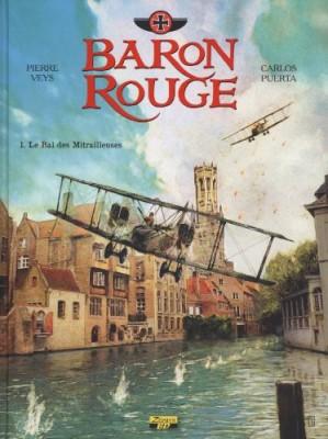 "Afficher ""Baron Rouge n° 1 Le Bal des mitrailleuses"""