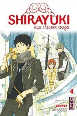 "Afficher ""Shirayuki aux cheveux rouges n° 4"""