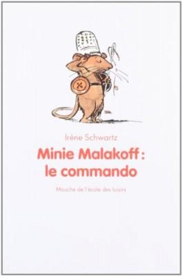 """Afficher """"Minie Malakoff Le commando"""""""