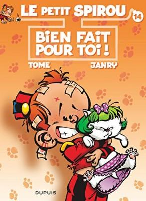 """Afficher """"Le Petit Spirou n° 14 Bien fait pour toi !"""""""