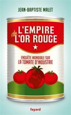 vignette de 'L'empire de l'or rouge (Jean-Baptiste Malet)'