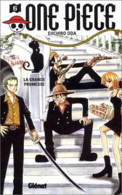 "Afficher ""One piece n° 6 One Piece. 6, La grande promesse"""