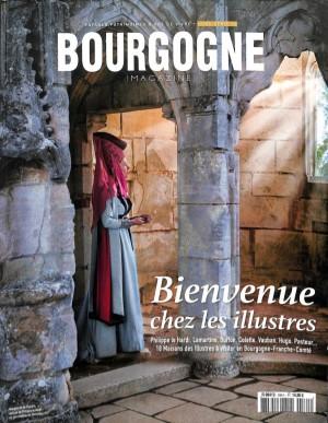"""Afficher """"Voyages, patrimoines et art de vivre en Bourgogne, Hors série"""""""
