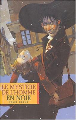 """Afficher """"Le mystère de l'homme en noir"""""""