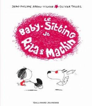 """Afficher """"Rita et MachinLe baby-sitting de Rita et Machin"""""""