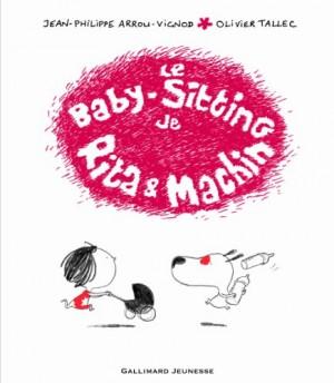 "Afficher ""Rita et Machin n° 13Le baby-sitting de Rita & Machin"""