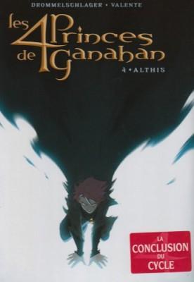 """Afficher """"Les 4 princes de Ganahan n° 4Althis"""""""