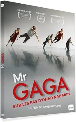 """Afficher """"Mr Gaga sur les pas de Ohad Naharin"""""""