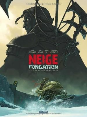 vignette de 'Neige fondation n° 1<br />Le sang des innocents (Didier Convard)'