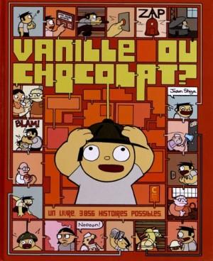 vignette de 'Vanille ou chocolat ? (Jason Shiga)'