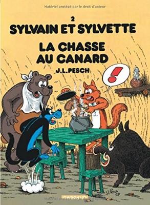 "Afficher ""Sylvain et Sylvette n° 2"""