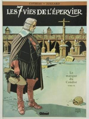 """Afficher """"Les 7 vies de l'épervier n° 7 La Marque du Condor"""""""