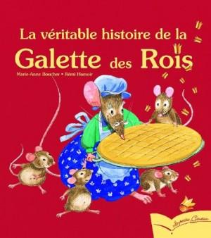 """Afficher """"La véritable histoire de la Galette des Rois"""""""