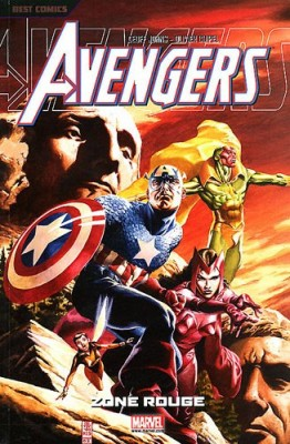 "Afficher ""Avengers (Best Comics) n° 2 Zone rouge"""
