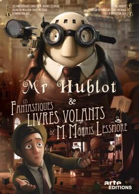 """Afficher """"Mr Hublot & les fantastiques livres volants de M.Morris Lessmore"""""""