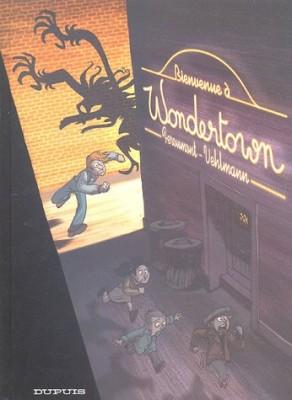 """Afficher """"Wondertown n° 1 Bienvenue à Wondertown"""""""