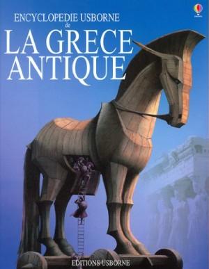 """Afficher """"Encyclopédie Usborne de la Grèce antique"""""""