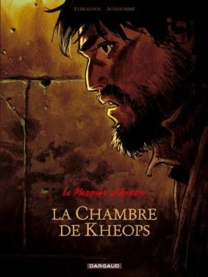 """Afficher """"Le marquis d'Anaon n° 5 La chambre de Khéops"""""""