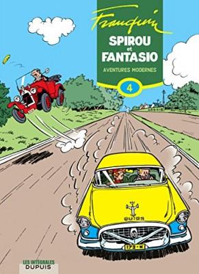 """Afficher """"Spirou et Fantasio n° 9-11 Aventures modernes"""""""