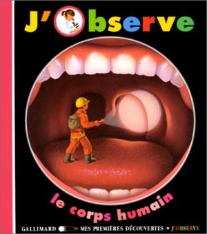 """Afficher """"J'observe le corps humain"""""""