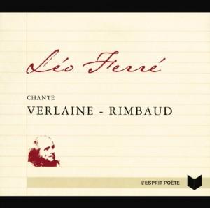 """Afficher """"Léo chante n° 20Verlaine et Rimbaud chantés par Léo Ferré"""""""
