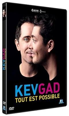 """Afficher """"Kev Gad - Tout est possible"""""""