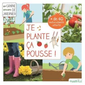 """Afficher """"Je plante, ça pousse"""""""